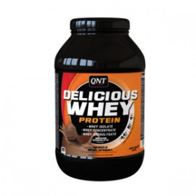 QNT Delicious Whey Protein 908 мл Ваниль