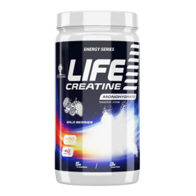 Tree of Life LIFE Creatine 400 г Wild berries