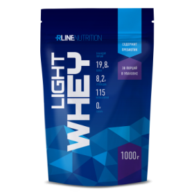 R-LINE LIGHT WHEY 1000 г Булочка с корицей