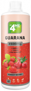 4Me Nutrition Guarana concentrate 2500 1000 мл Лесная ягода