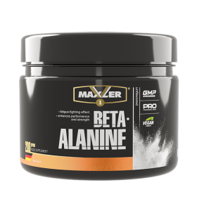 Maxler Beta-Alanine powder 200 г