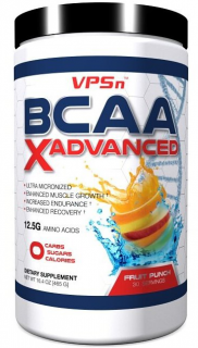 VPS Nutrition BCAA X Advanced 465 г Fruit Punch