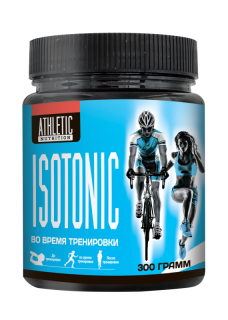 Athletic nutrition ISOTONIC 300