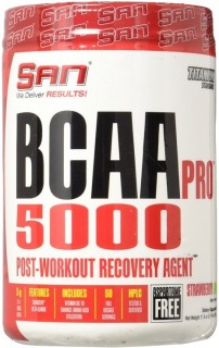SAN BCAA-PRO 5000 345 г Fruit Punch / Icy Frost